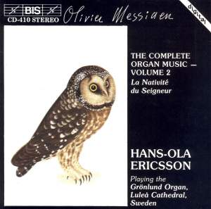 Messiaen - The Complete Organ Music, Volume 2 Product Image