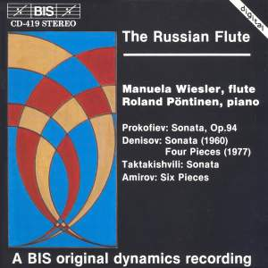 The Russian Flute Product Image