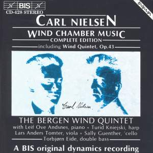 Carl Nielsen - Wind Chamber Music Product Image