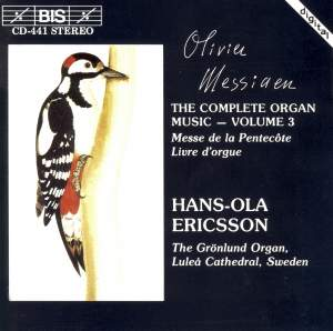Messiaen - The Complete Organ Music, Volume 3 Product Image