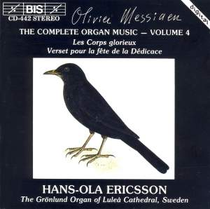 Messiaen - The Complete Organ Music, Volume 4 Product Image