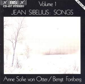 Sibelius - Songs, Volume 1