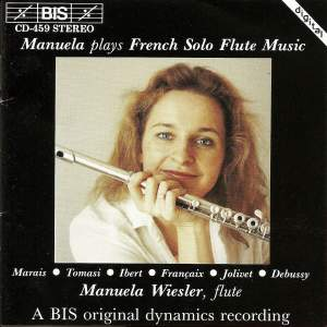 French Solo Flute Music Product Image