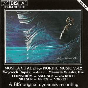 Musica Vitae plays Nordic Music, Volume 2 Product Image