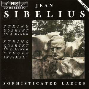 Sibelius - String Quartets Product Image