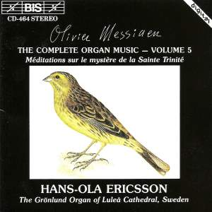 Messiaen - The Complete Organ Music, Volume 5 Product Image
