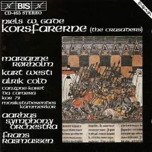 Gade, N: Korsfarerne (The Crusaders), Op. 50 Product Image