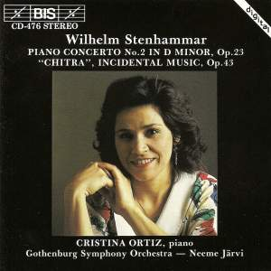 Stenhammer: Piano Concerto No. 2 & Suite from Chitra Product Image