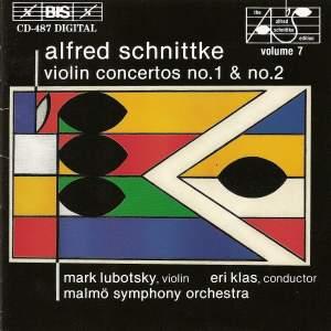 Schnittke - Violin Concertos Nos. 1 & 2 Product Image