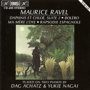 Ravel - Transcriptions for Two Pianos Product Image