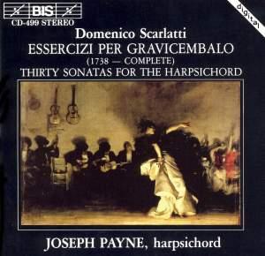 Domenico Scarlatti - Harpsichord Sonatas Product Image