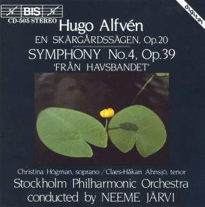 Alfvén: Symphony No. 4 & En skärgårdssägen Product Image
