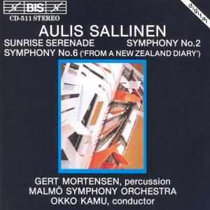 Sallinen: Sunrise Serenade, Op. 63, etc. Product Image