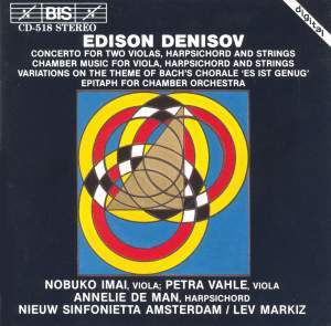 Edison Denisov: Selected Works