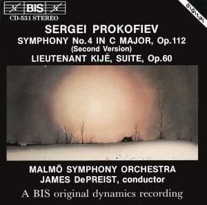 Prokofiev: Symphony No. 4 & Lieutenant Kijé Suite