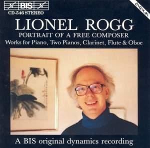 Lionel Rogg - Portrait of a free composer