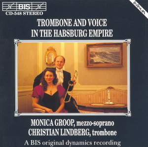 Trombone and Voice in the Habsburg Empire Product Image