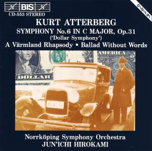 Kurt Atterberg: Orchestral Works Product Image