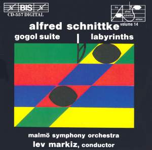 Schnittke: Gogol Suite & Labyrinths Product Image