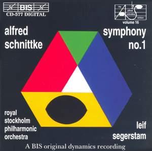 Schnittke: Symphony No. 1 Product Image