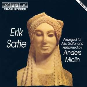 Satie - Music arranged for Alto Guitar Product Image