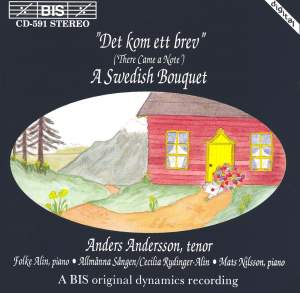 Det kom ett brev - A Swedish Bouquet Product Image