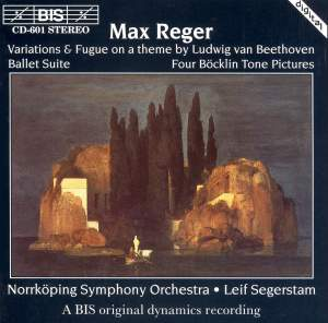 Max Reger - Variations & Fugue Product Image