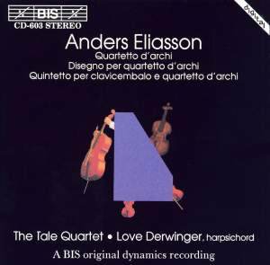 Anders Eliasson - Chamber Music Product Image