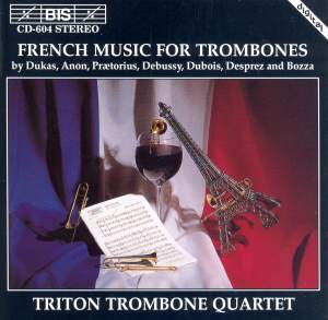 French Music for Trombones Product Image