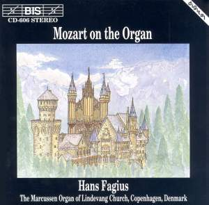 Mozart on the Organ Product Image