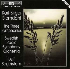 Karl-Birger Blomdahl - The Three Symphonies