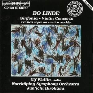 Linde, B: Symphony No. 2, Op. 23, etc.