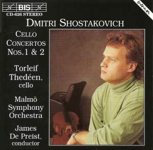 Shostakovich - Cello Concertos Nos. 1 & 2 Product Image