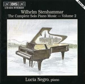 Stenhammar - Complete Solo Piano Music, Volume 2 Product Image