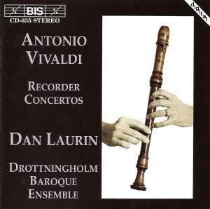 Vivaldi: Recorder Concertos Product Image