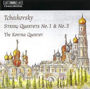 Tchaikovsky - String Quartets Nos. 1 & 3