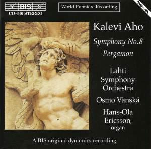 Aho: Symphony No. 8 & Pergamon Product Image