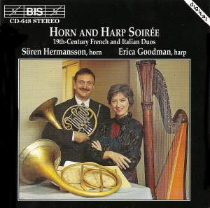 Horn and Harp Soirée Product Image