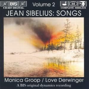 Sibelius - Songs, Volume 2 Product Image