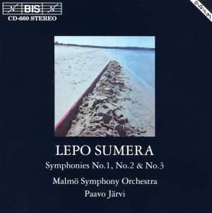 Sumera: Symphonies Nos. 1, 2 & 3 Product Image
