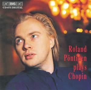 Roland Pöntinen plays Chopin