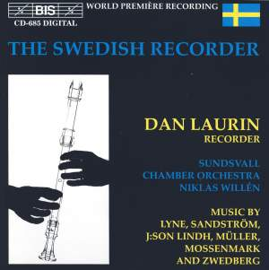 The Swedish Recorder Product Image