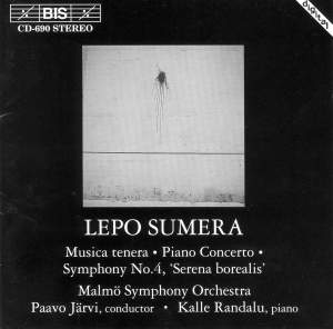 Sumera: Symphony No. 4, Serena borelia, etc. Product Image