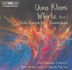 Uuno Klami - Whirls, Act 1 Product Image