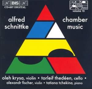 Schnittke - Chamber Music Product Image