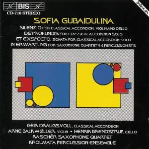 Gubaidulina: Silenzio, De Profundis, Et Exspecto, In Erwartung