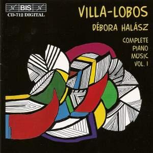 Villa-Lobos - Piano Music Volume 1