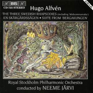 Alfvén - The Swedish Rhapsodies Product Image
