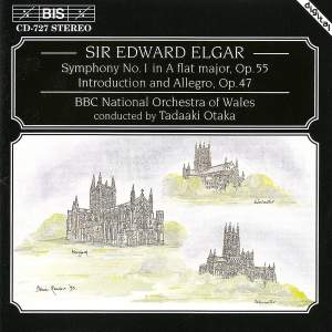Elgar: Symphony No. 1 and Introduction & Allegro