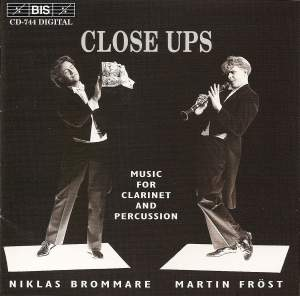 Close Ups - Music for Clarinet & Percussion